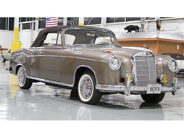 1958 Mercedes-Benz 220SE Cabriolet | 957582
