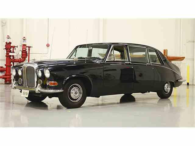 1962 Daimler Four-Door Limousine | 957584