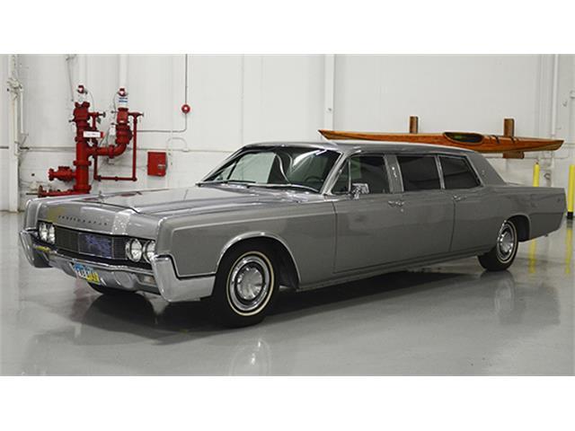 1967 Lincoln Continental | 957585