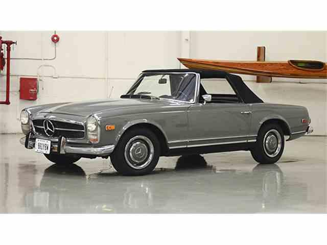 1968 Mercedes-Benz 250SL | 957589
