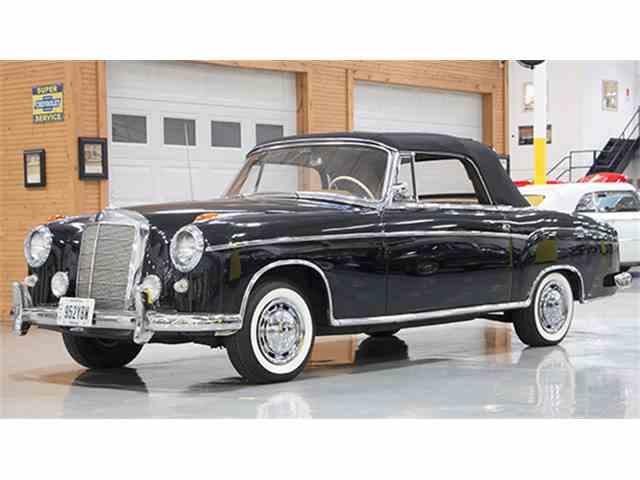 1958 Mercedes-Benz 220 | 957590