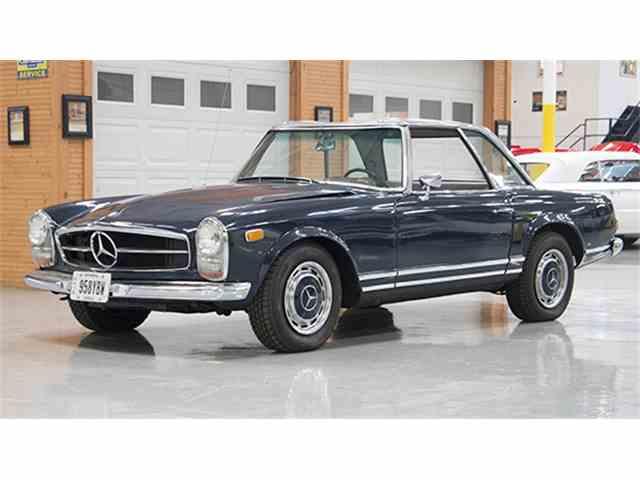 1967 Mercedes-Benz 250SL 'California Coupe' | 957591