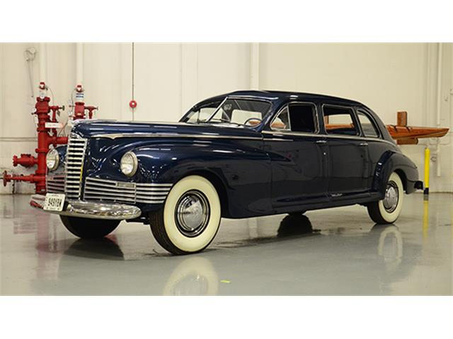 1947 Packard Custom Super Clipper Seven-Passenger Sedan | 957592