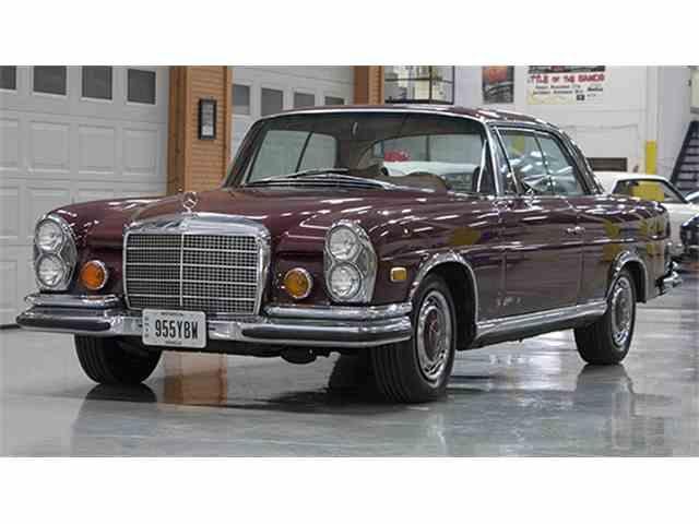 1970 Mercedes-Benz 280SE | 957593