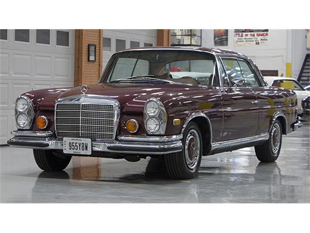 1970 Mercedes-Benz 280SE   957593