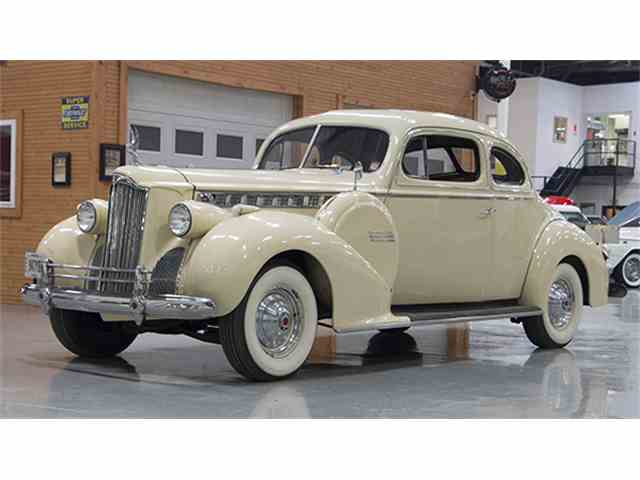1940 Packard Eight Business Coupe | 957594