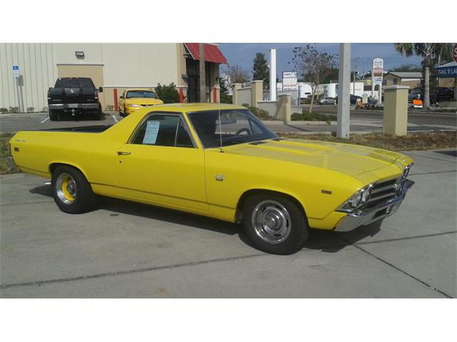 1969 Chevrolet El Camino SS396 (now with 427 engine) | 957595