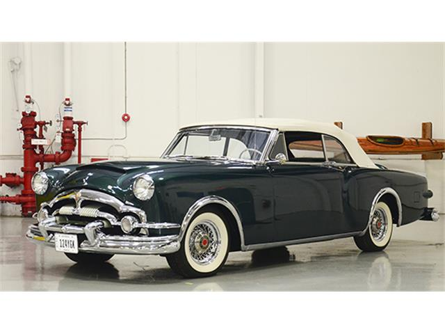 1953 Packard Caribbean | 957599