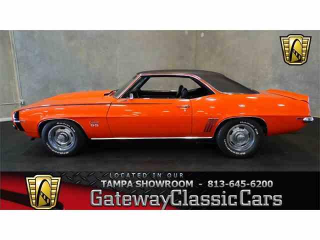 1969 Chevrolet Camaro | 950760