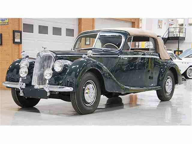 1951 Riley 2.5-Liter Drophead Coupe | 957605