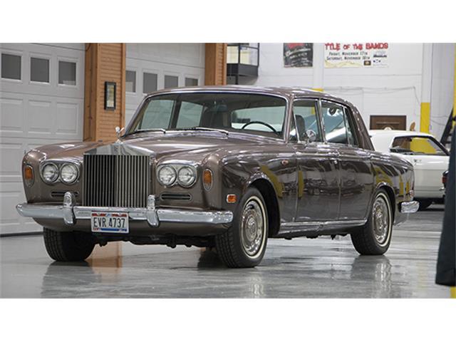 1970 Rolls-Royce Silver Shadow Saloon   957607