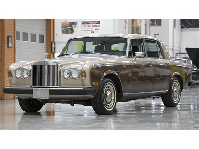 1979 Rolls-Royce Silver Shadow II Saloon | 957608