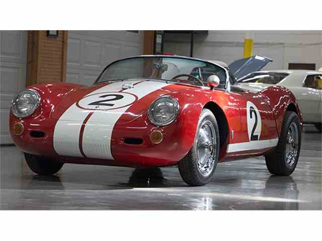 1955 Porsche Spyder | 957614