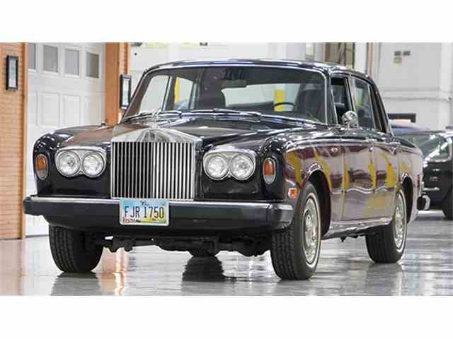 1973 Rolls-Royce Silver Shadow Saloon | 957615