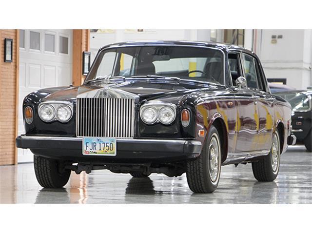 1973 Rolls-Royce Silver Shadow Saloon   957615