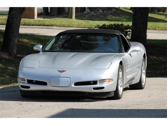 2002 Chevrolet Corvette | 957617