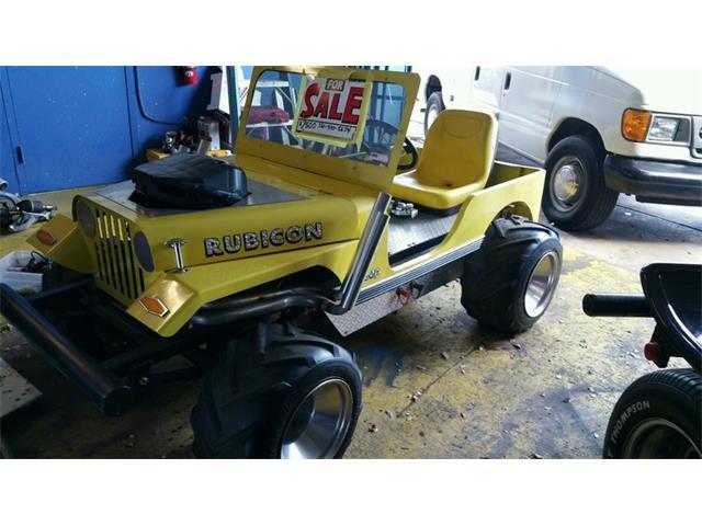 2001 Jeep Wrangler Kit Car   957632