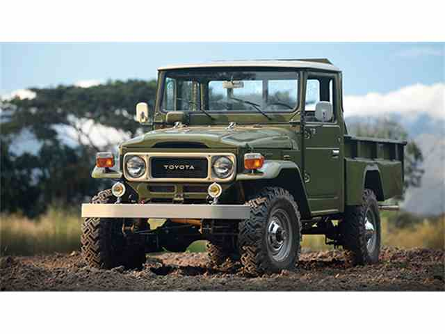 1982 Toyota Land Cruiser FJ45 Pickup | 957639