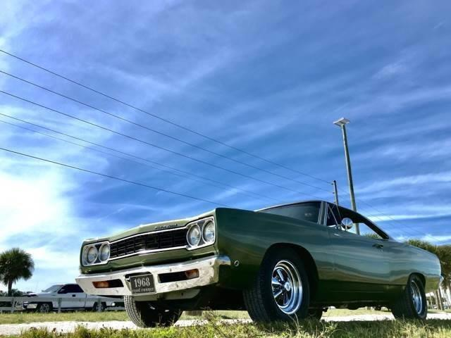 1968 Plymouth Road Runner | 957643