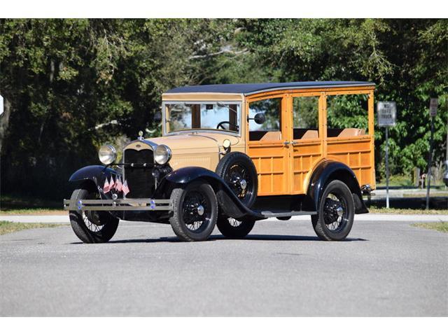 1931 Ford Model A Woody Wagon | 957655