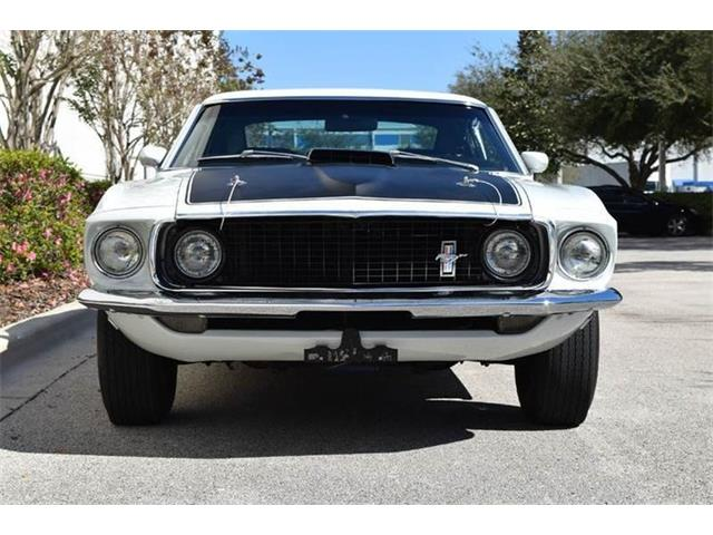 1969 Ford Mustang Mach 1   957656