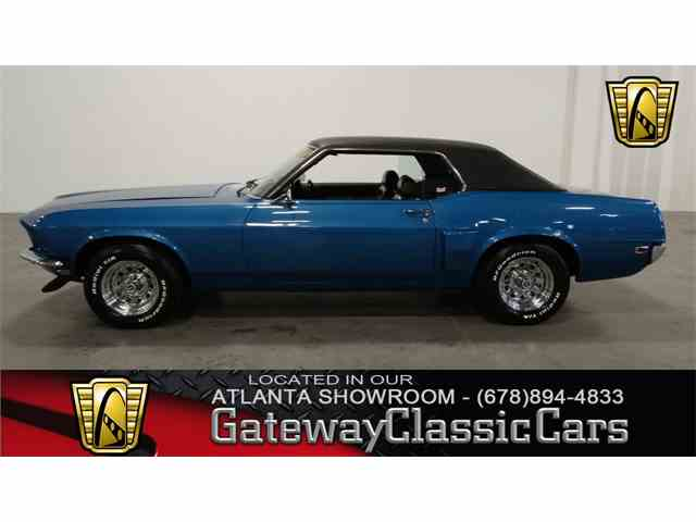 1969 Ford Mustang | 957657