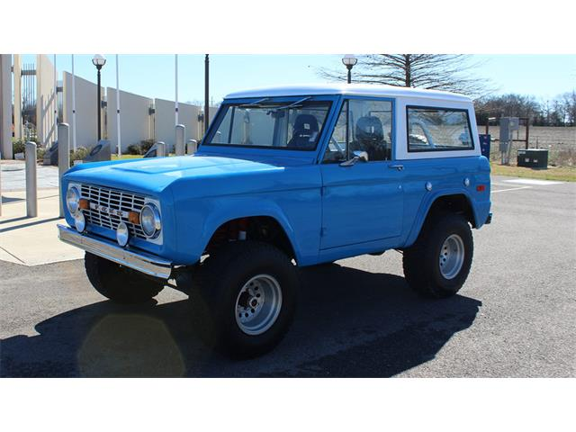 1970 Ford Bronco   957659
