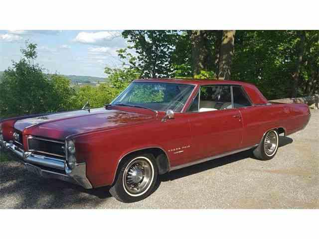 1964 Pontiac Grand Prix | 957660