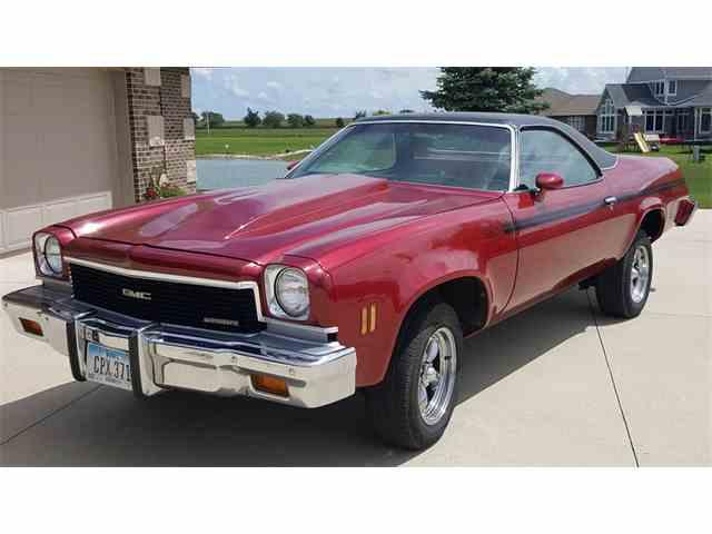 1973 GMC Sprint | 957661