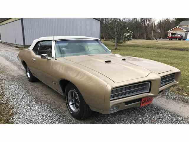 1969 Pontiac GTO | 957663