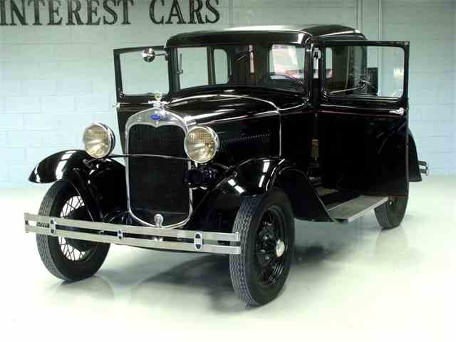 1930 Ford Model A | 957668