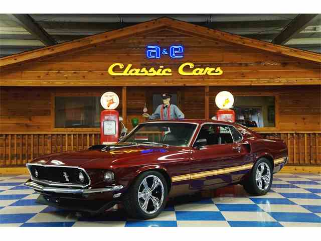 1969 Ford Mustang | 950767