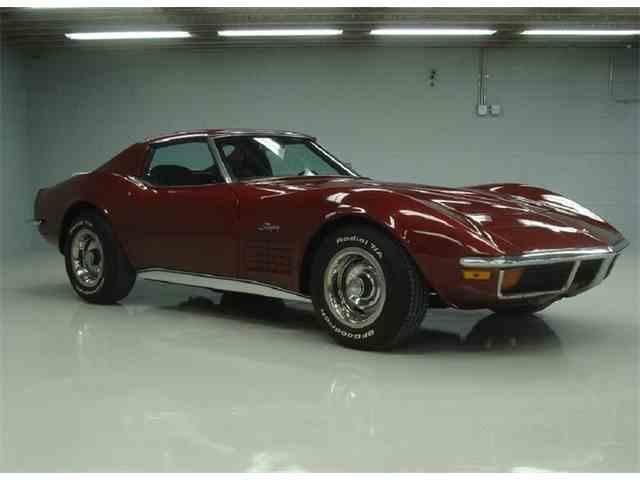 1972 Chevrolet Corvette | 957671