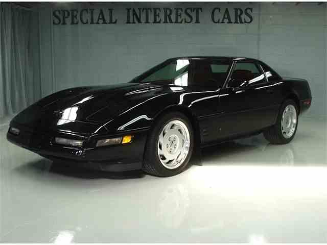 1991 Chevrolet Corvette | 957672