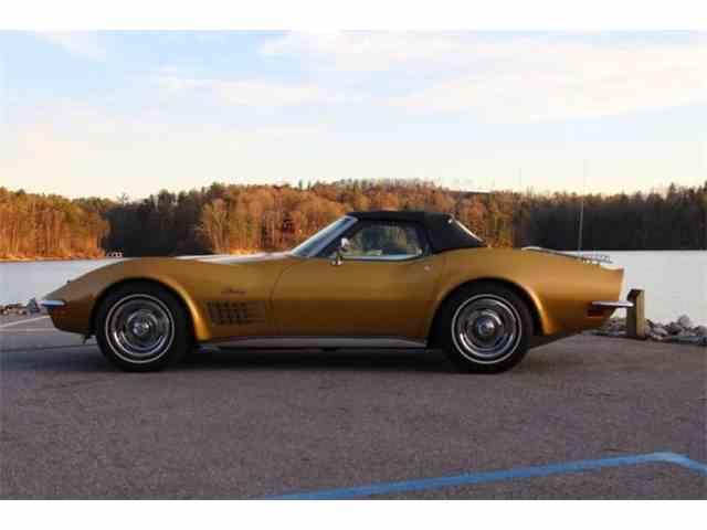 1972 Chevrolet Corvette | 957675