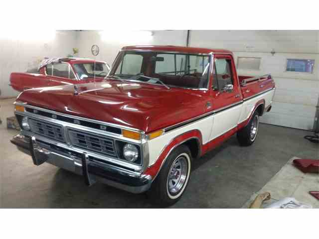 1977 Ford F100 | 957678