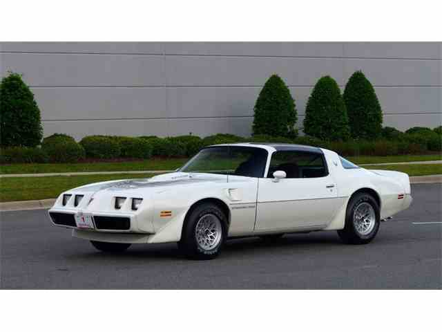 1981 Pontiac Firebird Trans Am | 957680