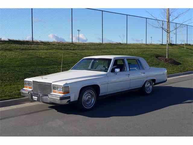 1988 Cadillac Brougham | 957682