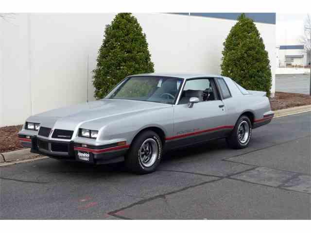 1986 Pontiac Grand Prix 2+2 Aerocoupe | 957683