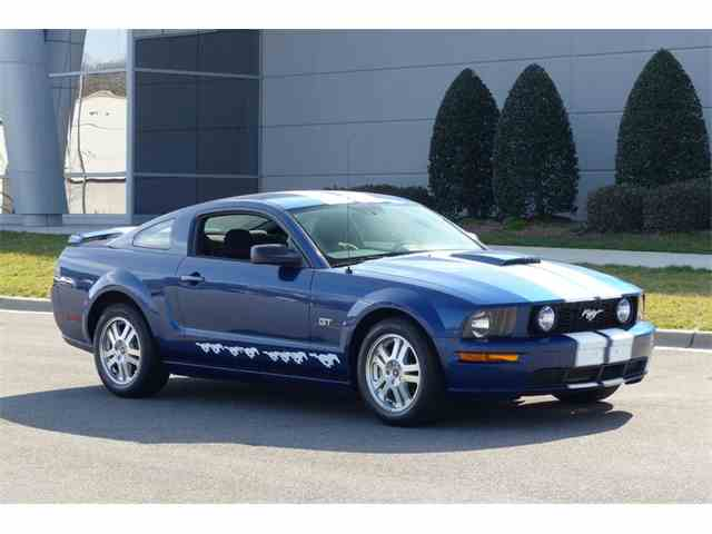 2008 Ford Mustang GT   957685