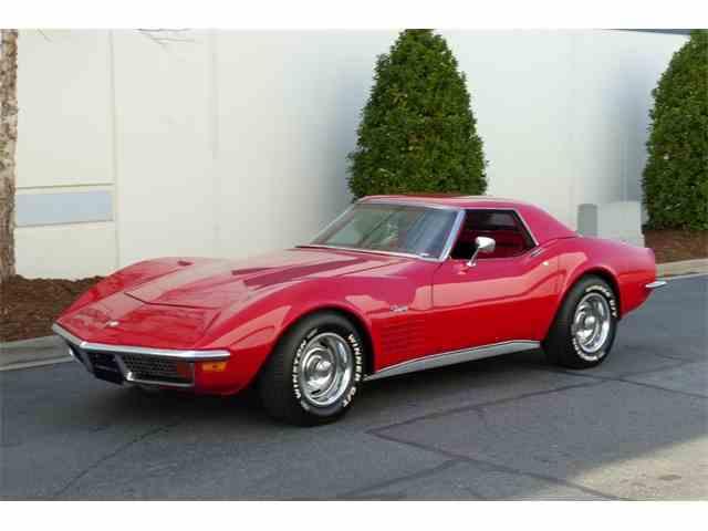 1972 Chevrolet Corvette | 957687