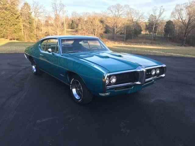 1968 Pontiac GTO | 957688
