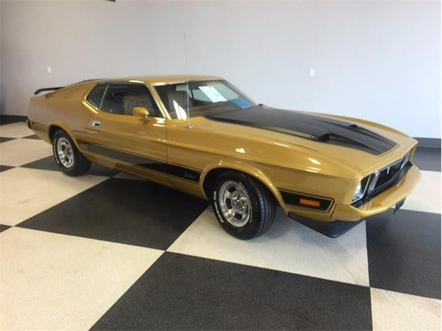 1973 Ford Mustang Mach 1 Cobra Jet | 957690