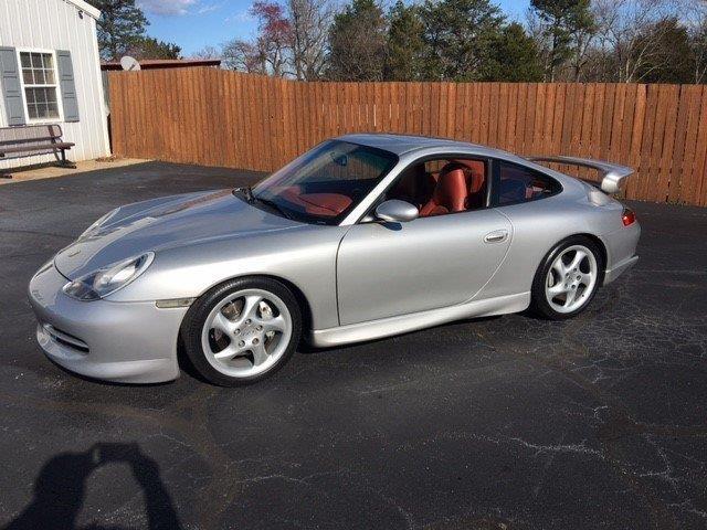 1999 Porsche 911 - 996 Carrera 4 | 957691