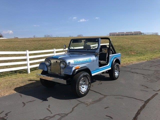 1985 Jeep CJ7 | 957693