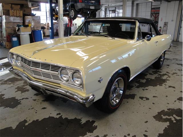 1965 Chevrolet Malibu | 957698