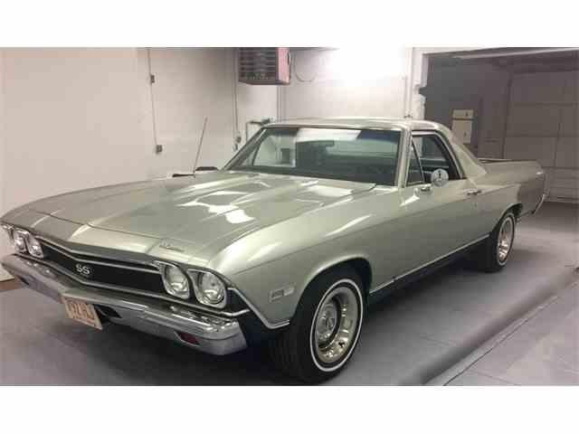 1968 Chevrolet El Camino SS | 957700