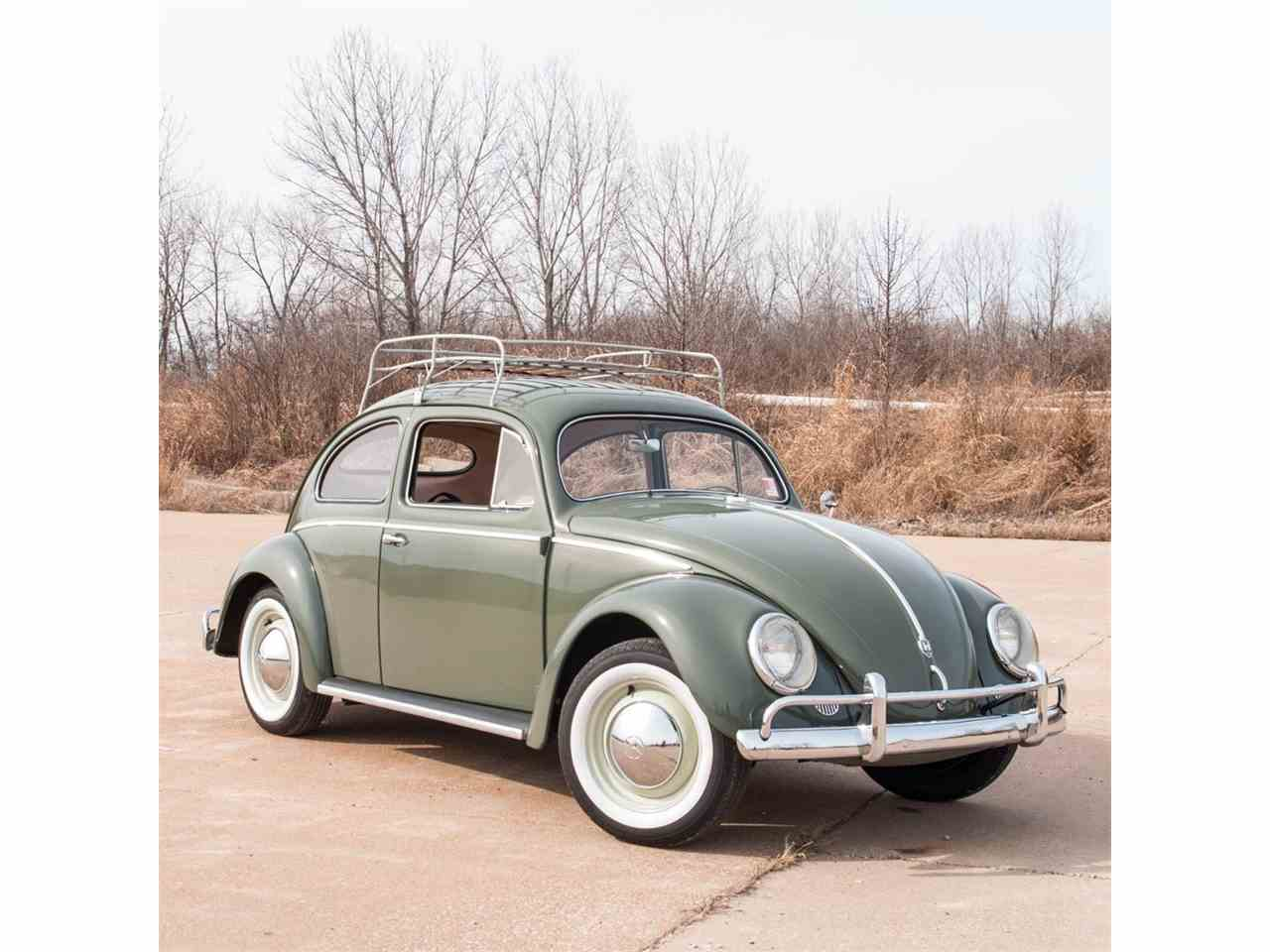 1957 Volkswagen Beetle Ovel Window For Sale Classiccars