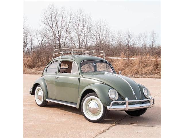 1957 Volkswagen Beetle Ovel Window | 957706