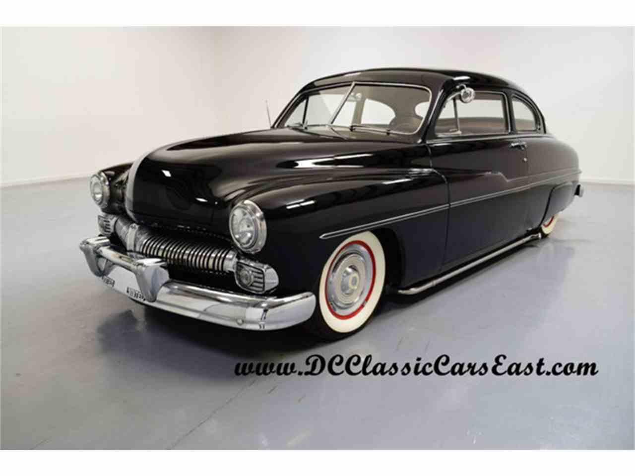 1950 mercury 2 dr coupe 957709